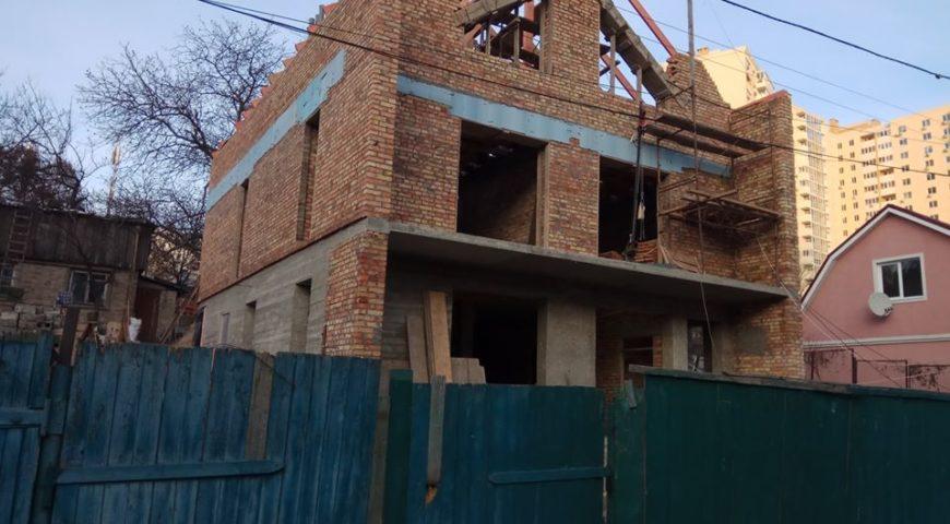 Демонтаж старого будинку — Будівництво нового: Новини